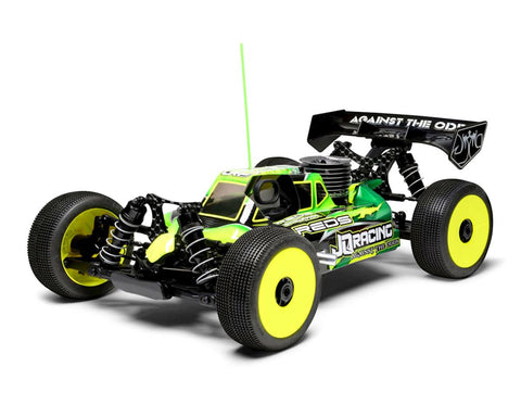 JQ THE CAR Black Edition 1:8 Nitro Buggy Kit JQB0777