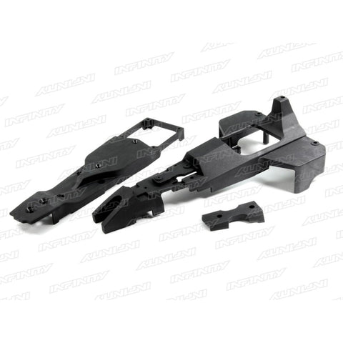 F001 - MONOCOQUE CHASSIS SET