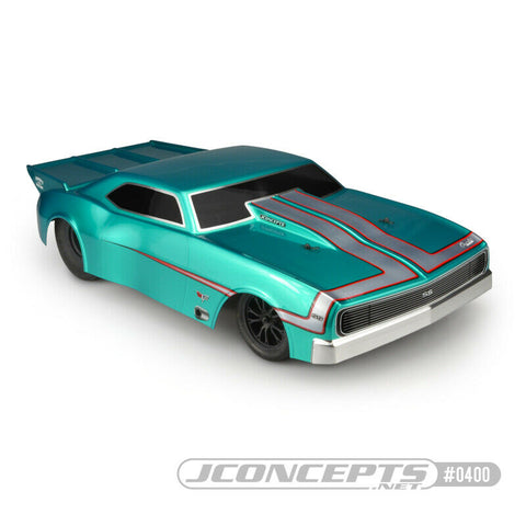Concepts 1967 Chevy Camaro Street Eliminator Body JCO0400