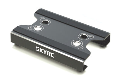 SKYRC SK-600069-08 Car stand Low. Black alloy