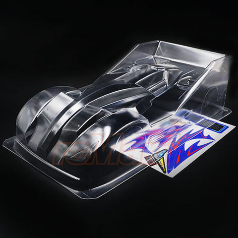 Slidelogy 1/10 LMP Style High Downforce Mini Body 210mm Wheelbase