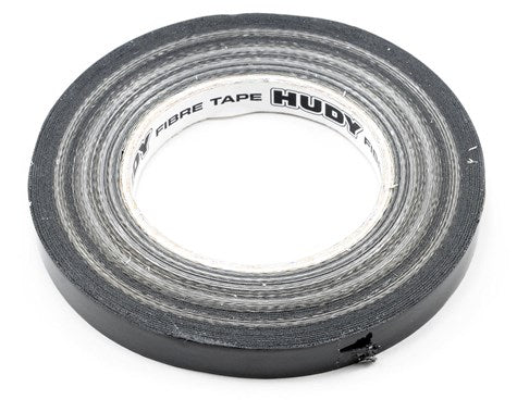 Hudy Fibre-Reinforced Tape (Black) Battery Tape