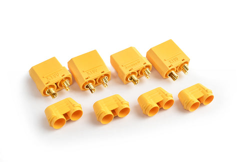 Xt-90 Plugs 2pairs TRC-0105bB