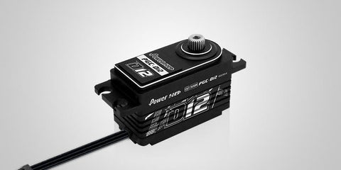 NEW POWER HD D12 LOW PROFILE SERVO