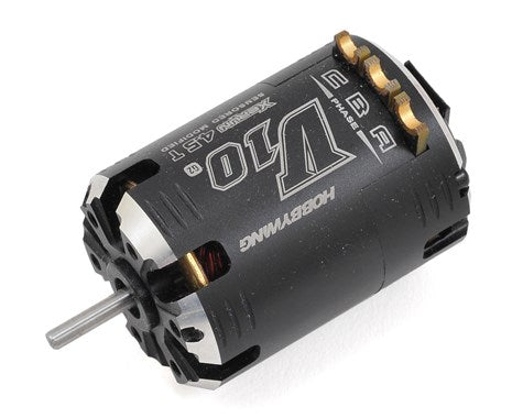 Hobbywing Xerun V10 G2 Competition Modified Brushless Motor (10.5T)