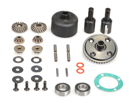 Complete Front Diff Set (JQB0278)