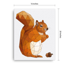 Squirrel Canvas