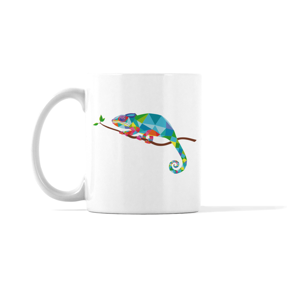 Enzo The Chameleon Mug