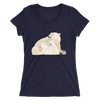 Women's Polygon Polar Bears T-Shirt