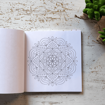 The Coloring Pocket Book of Mandalas