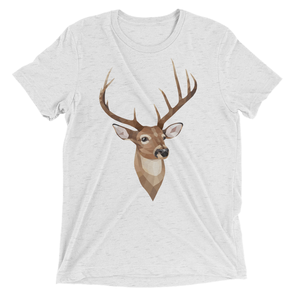 Men's Polygon Deer T-Shirt