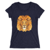 Women's Polygon Lion T-Shirt