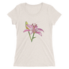 Women's Accentuated Polygon Lily T-Shirt