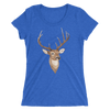 Women's Polygon Deer T-Shirt