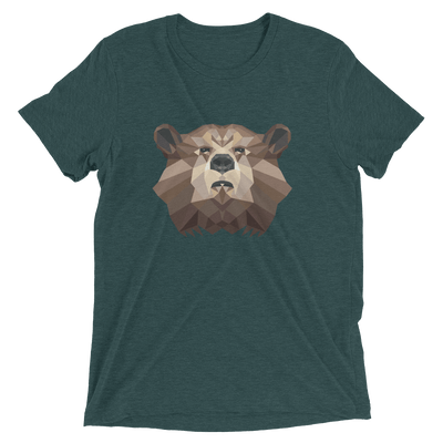 Men's Polygon Bear T-Shirt