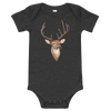 Deer Baby Short Sleeve One Piece