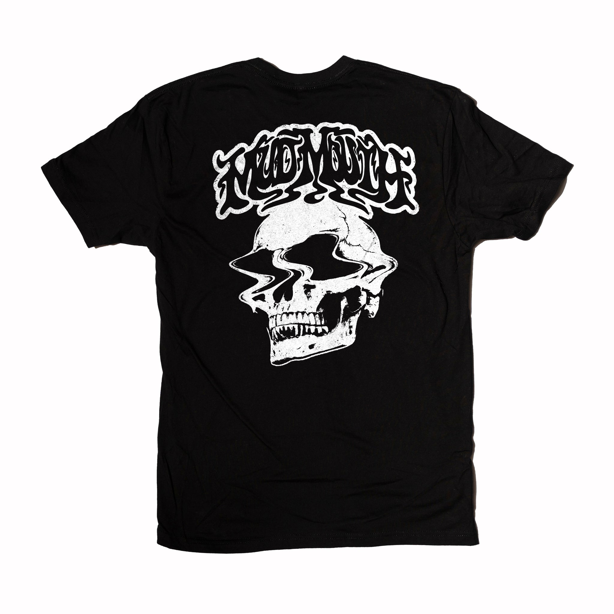 MUD MOUTH SKULL TEE