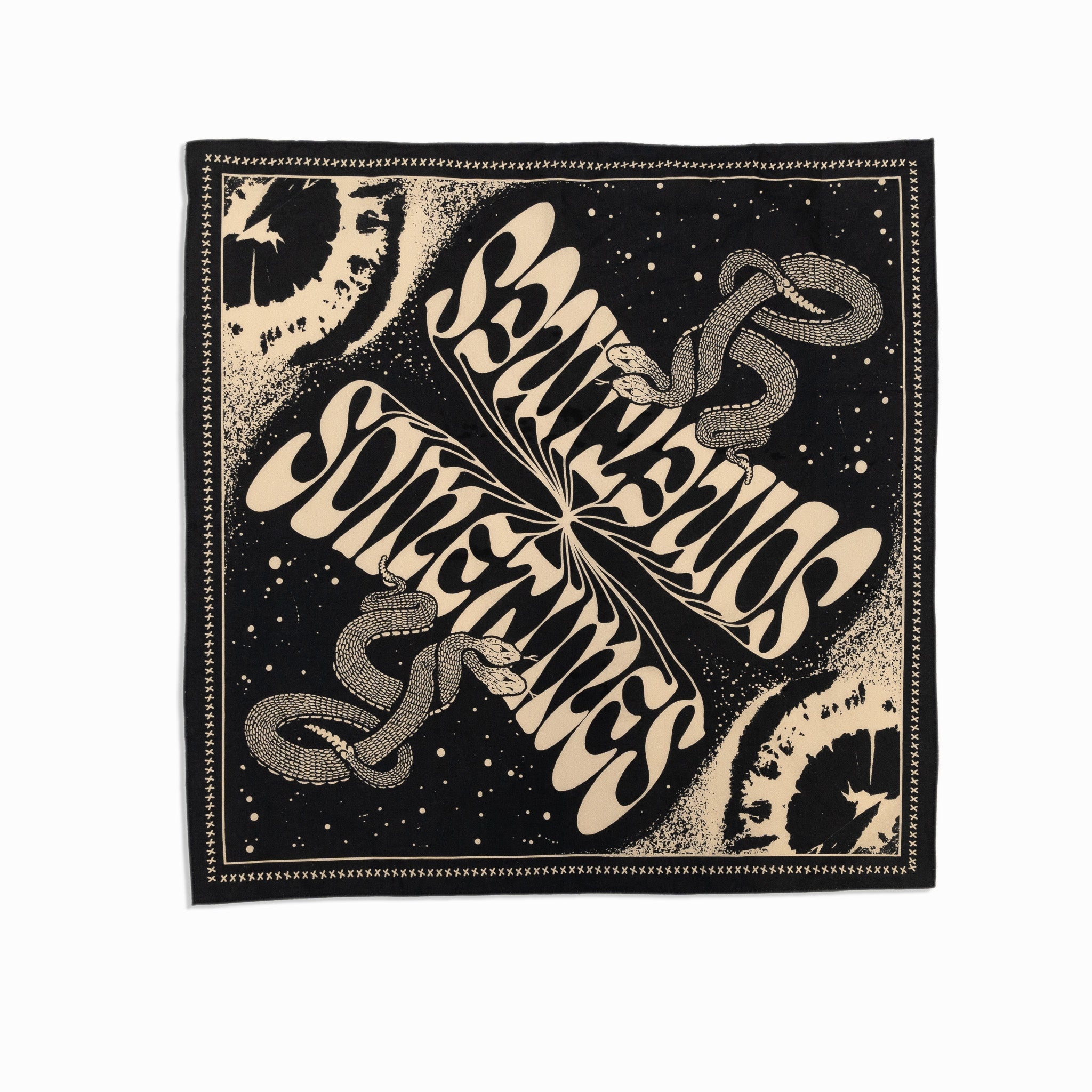 Slum By Nature LS Black