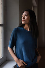 Load image into Gallery viewer, Anemone  - Organic Cotton round neck jumper
