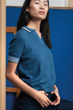 Load image into Gallery viewer, POPPY- ORGANIC COTTON POLO SHIRT