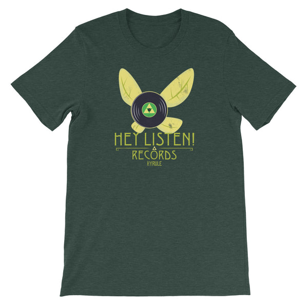 HEY LISTEN! Records T-Shirt