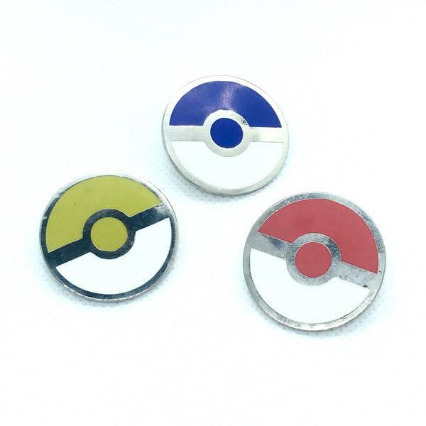 Pokemon GO! Team Enamel Pin