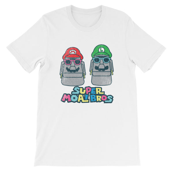 Super Moai Bros Classic Fit T-Shirt