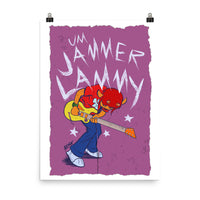 Lammy vs. The World Poster
