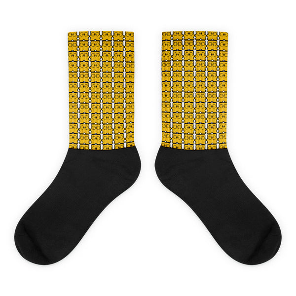 Diskun Pattern Socks