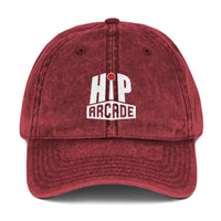 Hip Arcade Vintage Cotton Twill Cap