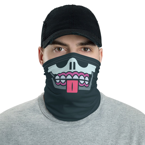Skull-O Face Mask Neck Gaiter