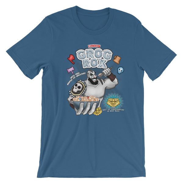 Grog Rox Cereal T-Shirt