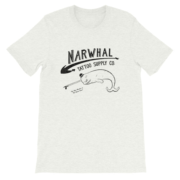 Narwhal Tattoo Supply Unisex T-Shirt