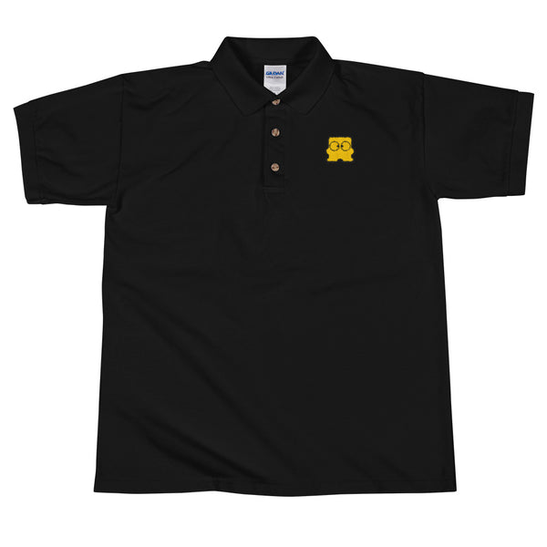 Diskun Embroidered Polo Shirt