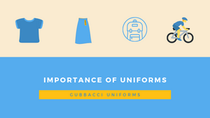 Why do we need Uniforms?