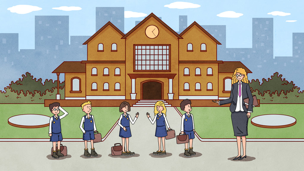 Pros & Cons Of School Uniforms