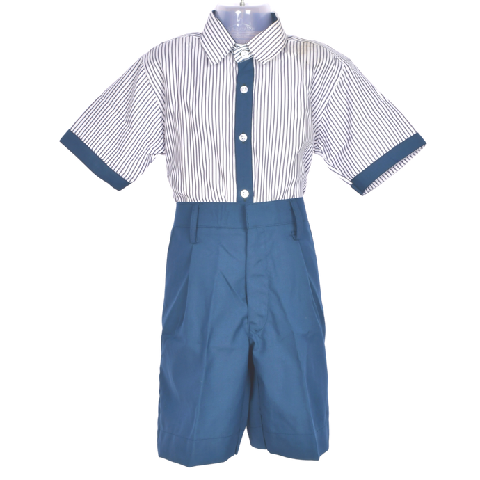 Boys Uniform Set( Shirt, Shorts & Trousers)