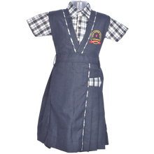 Load image into Gallery viewer, Girls Uniform Set ( Pinafore, Skirt & Shirt)