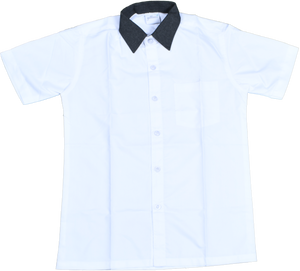 Ankitha School Shirt