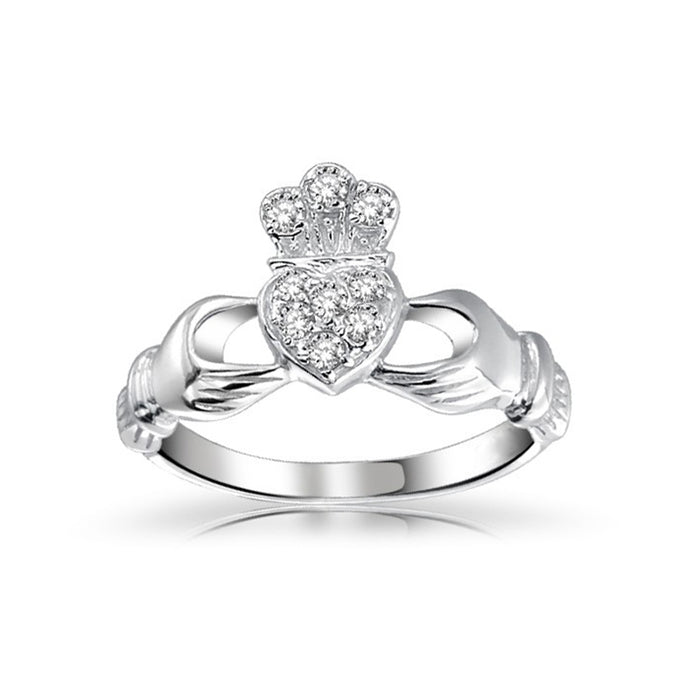 Heart Friendship Ring