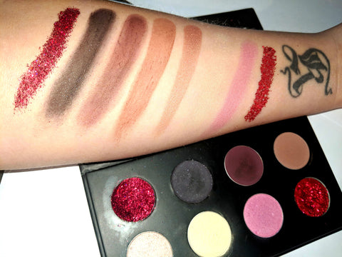 Cherries On Top Of The World Palette - Britnee Webb Cosmetics