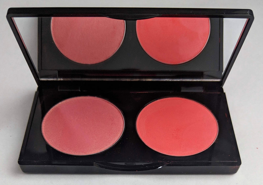 Empress Blush Duo Palette - Britnee Webb Cosmetics