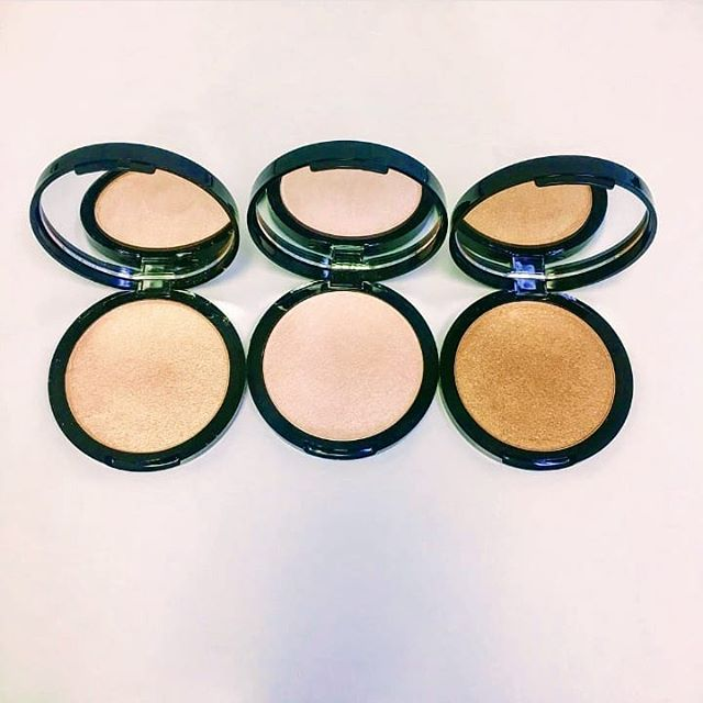 Gilt Powder Highlighter - Britnee Webb Cosmetics