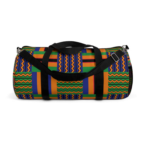 'SPEYSIDE' TRIBAL DUFFLE BAG