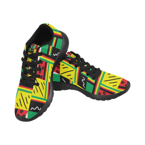'COUVA' TRIBE RUNNING SNEAKERS (B)