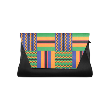 'FETE' TRIBAL CLUTCH