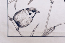 Load image into Gallery viewer, The Tideswell Sparrows Tea Towel