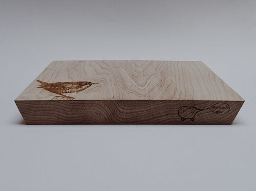 The Castleton Wren Small Chopping Board