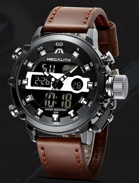 8 best Megalith watches sold on Amazon