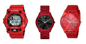 10 Best Red Watches For Men – From Budget To Luxury